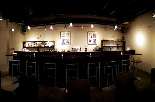 カフェの様子